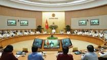 Nghị quyết phiên họp Chính phủ thường kỳ tháng 9/2020