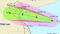 Công điện của Thủ tướng tập trung khắc phục hậu quả ứng phó với bão số 7