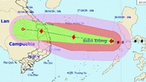Công điện khẩn của Bộ Công Thương về ứng phó, khắc phục hậu quả bão số 9