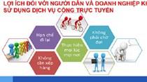 Quyết định 815/QĐ-VPCP kế hoạch truyền thông dịch vụ công trực tuyến