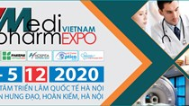"""3-5/12/2020: Triển lãm Vietnam Medipharm Expo 2020: MỞ RỘNG KINH DOANH """"HẬU COVID"""""""