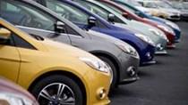 Thị trường ôtô Việt Nam tăng trưởng âm trong năm 2020