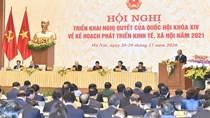 Chính phủ đặt ra 8 trọng tâm chỉ đạo, điều hành cho phát triển kinh tế - xã hội 2021