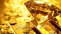 Giá vàng ngày 5/1/2021 tiếp tục tăng mạnh lên sát mức 57 triệu đồng/lượng