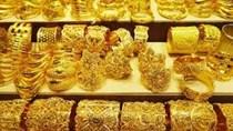 Giá vàng ngày 19/02/2021 giảm xuống mức 56,37 triệu đồng/lượng