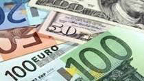 Tỷ giá ngoại tệ 24/03/2021: USD thị trường tự do tăng, Euro giảm
