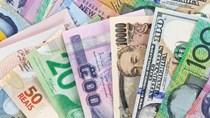 Tỷ giá ngoại tệ ngày 8/4/2021: USD tiếp tục giảm