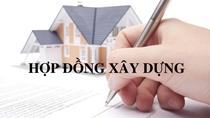 Nghị định số 50/2021/NĐ-CP sửa đổi, bổ sung về hợp đồng xây dựng