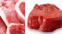 Xuất khẩu thịt lợn và thịt bò của Mỹ tháng 8/2021 đạt kỷ lục