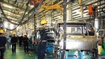 Sản lượng công nghiệp trong tháng 4 của Singapore giảm