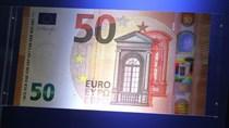 ECB giới thiệu tờ 50 euro mới nhằm chống nạn tiền giả