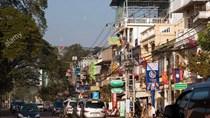 Lào hạ dự báo tăng trưởng kinh tế năm tới xuống 7,3%