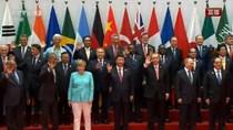Hội nghị thượng đỉnh G20 chính thức khai mạc tại Trung Quốc