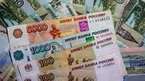 Thủ tướng Nga: Sẽ không in tiền để bù đắp thiếu hụt ngân sách