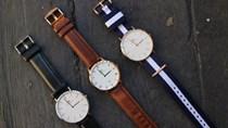 Công ty đồng hồ trăm triệu đô khởi đầu từ cuộc gặp tình cờ