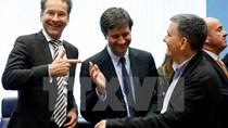 Eurozone đồng ý tiếp tục giải ngân 2,8 tỷ euro cho Hy Lạp