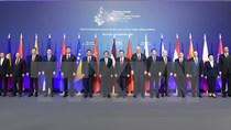 Các nước Trung-Đông Âu và Trung Quốc ký nhiều thỏa thuận hợp tác