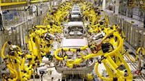 Đơn đặt hàng máy móc thiết bị của Nhật Bản giảm trong tháng 9