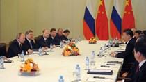 Các cuộc gặp bên lề APEC tập trung vào thúc đẩy thương mại tự do