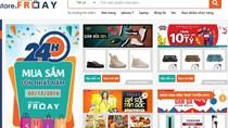 Online Friday 2016: Doanh thu của 30 doanh nghiệp lớn đạt 644 tỷ đồng