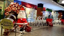 5 điểm vui chơi Noel 2016 hấp dẫn nhất tại Hà Nội
