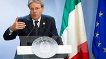 Italy thông qua kế hoạch giải cứu các ngân hàng gặp khó khăn