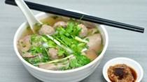 Món ngon đường phố Việt Nam lọt top châu Á