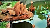 Ấn tượng công viên đất nung lớn nhất Việt Nam