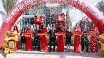 Đất Xanh Group khai trương căn hộ mẫu dự án Luxgarden