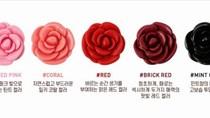 3CE lại đốn tim chị em bằng son dưỡng Pot Lip hình hoa hồng