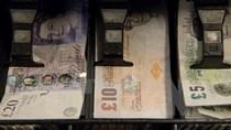 Tăng trưởng kinh tế Anh có dấu hiệu mất đà do dịch vụ tăng chậm