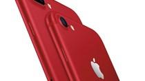 Apple gây bất ngờ khi cho ra mắt mẫu iPhone 7, 7 Plus màu đỏ