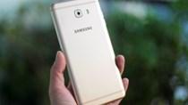 Samsung Galaxy C9 Pro có RAM 6 GB về VN