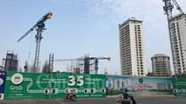Thị trường căn hộ bán tại TP. Hồ Chí Minh sụt giảm cả cung lẫn cầu