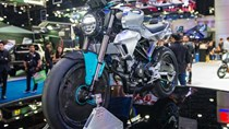 Honda trình làng ý tưởng xe côn tay 150 phân khối mới