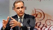 BoE kêu gọi EU và Anh đạt thỏa thuận về lĩnh vực ngân hàng hậu Brexit
