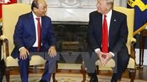 Tuyên bố chung về tăng cường Đối tác toàn diện giữa Việt Nam-Hoa Kỳ