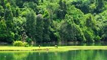 Ngỡ ngàng thiên nhiên tươi đẹp Bắc Kạn