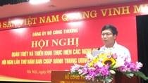 Quán triệt Nghị quyết Hội nghị lần thứ năm BCHTW Đảng khóa XII