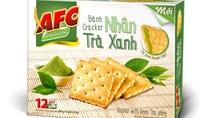 Ra mắt sản phẩm AFC trà xanh mới