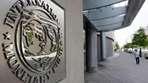IMF hạ mạnh dự báo tăng trưởng kinh tế Mỹ