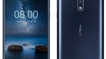 Ảnh chính thức Nokia 8: Viền mỏng, camera kép Zeiss