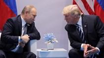 Tổng thống Trump chính thức ký dự luật siết trừng phạt Nga