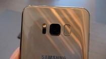 Galaxy S9 sẽ có cảm biến vân tay bên trong màn hình