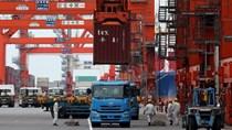 Xuất khẩu của Nhật Bản tăng trong tháng 7