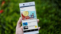 Dùng thử Sony Xperia XA1 Ultra giá 8,9 triệu tại VN