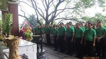 Đảng bộ Tổng công ty Thuốc lá Việt Nam kỷ niệm 10 năm thành lập