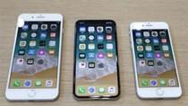 Apple trình làng iPhone X giá 999 USD