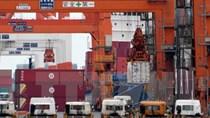Xuất khẩu của Nhật Bản tăng mạnh nhất trong gần 4 năm