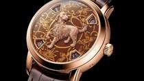 Thương hiệu Thụy Sĩ ra mắt đồng hồ đeo tay năm Tuất đầu tiên giá gần 3 tỷ đồng
